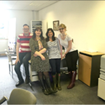 Charity Day - Wear your wellies to work day